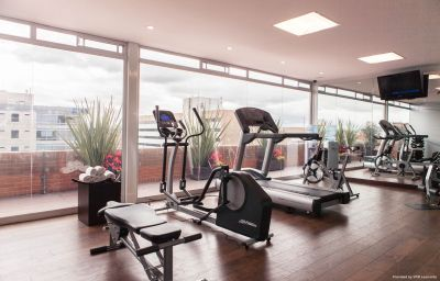 Wellness/Fitness Best Western Plus Park Hotel Bogota