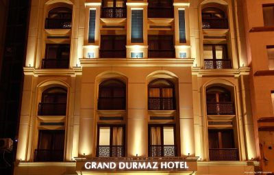 Exterior view Grand Durmaz Hotel Istanbul (İstanbul)