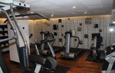 Wellness/Fitness Holiday Inn BERLIN - CENTRE ALEXANDERPLATZ