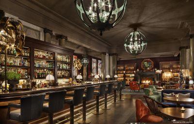 Bar de l'hôtel Rosewood London
