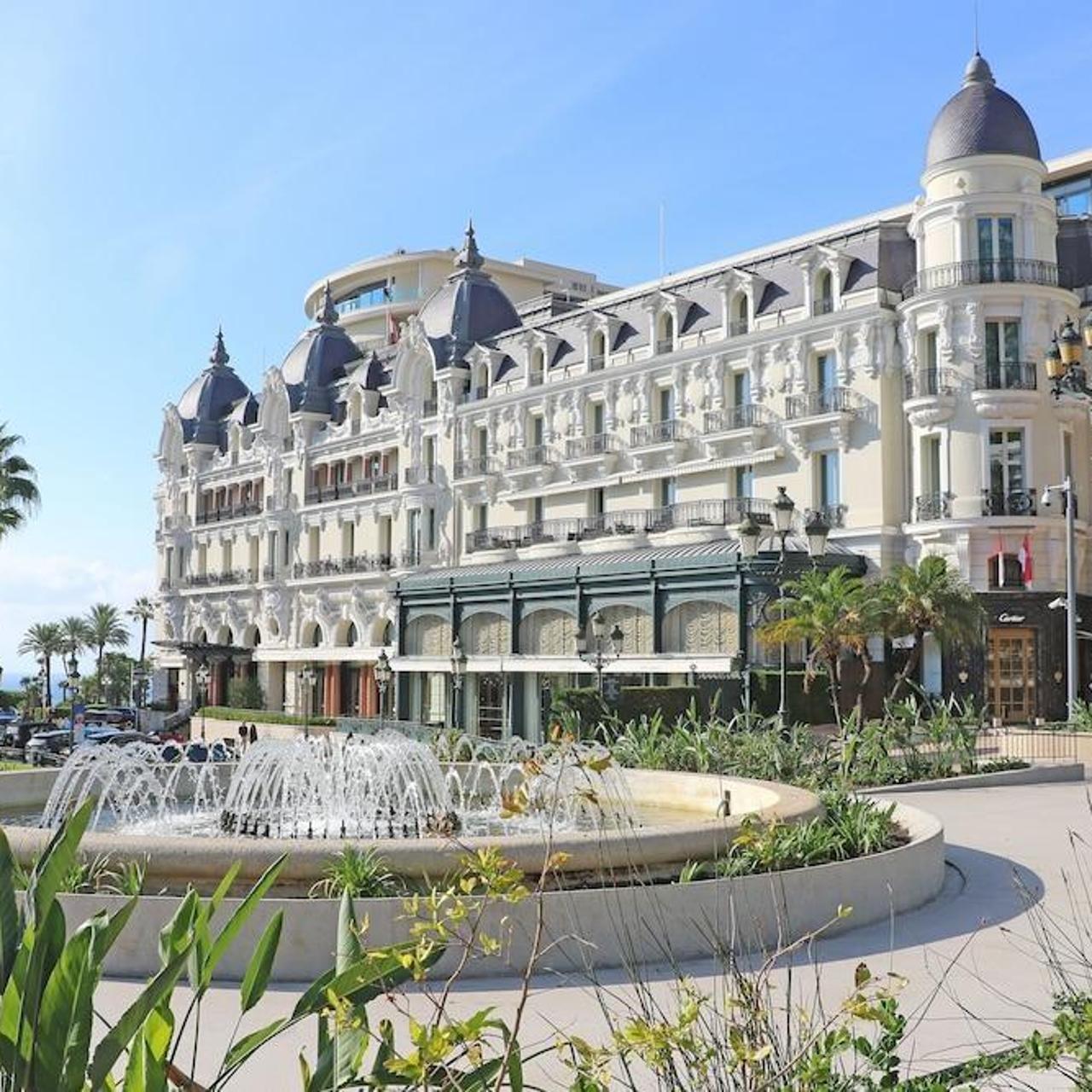 Hotel De Paris Monte Carlo Monaco Monaco At Hrs With Free Services
