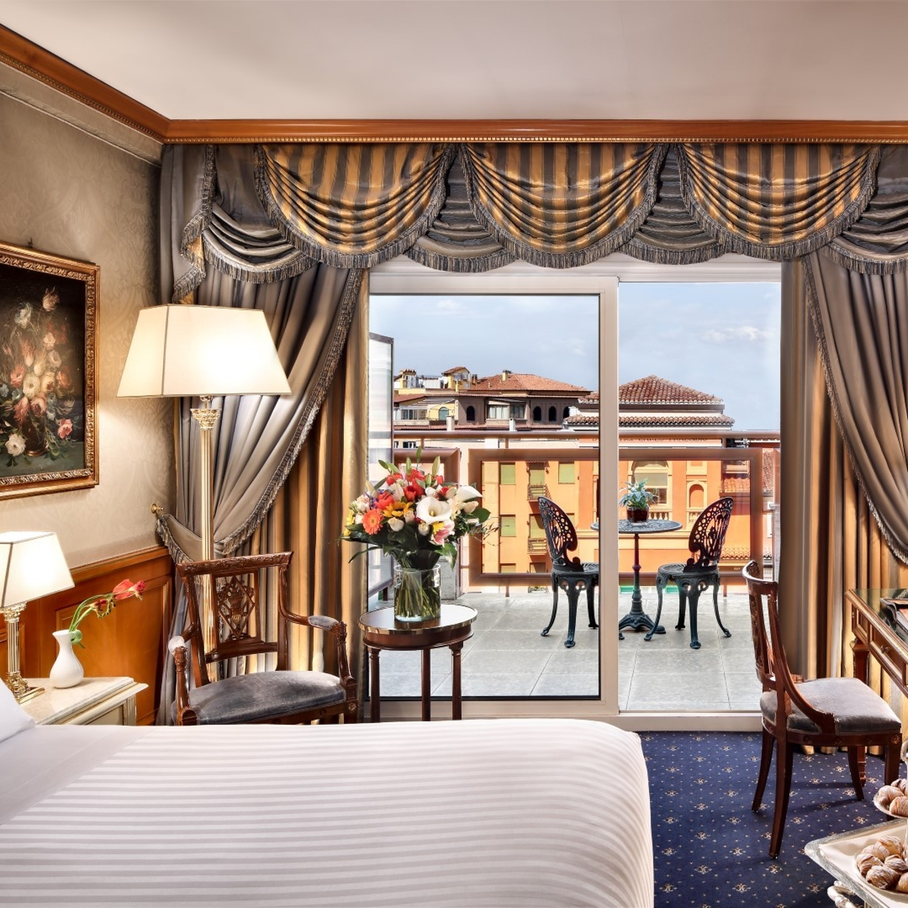 Parco Dei Principi Grand Hotel Spa Roma Italy At Hrs With Free Services