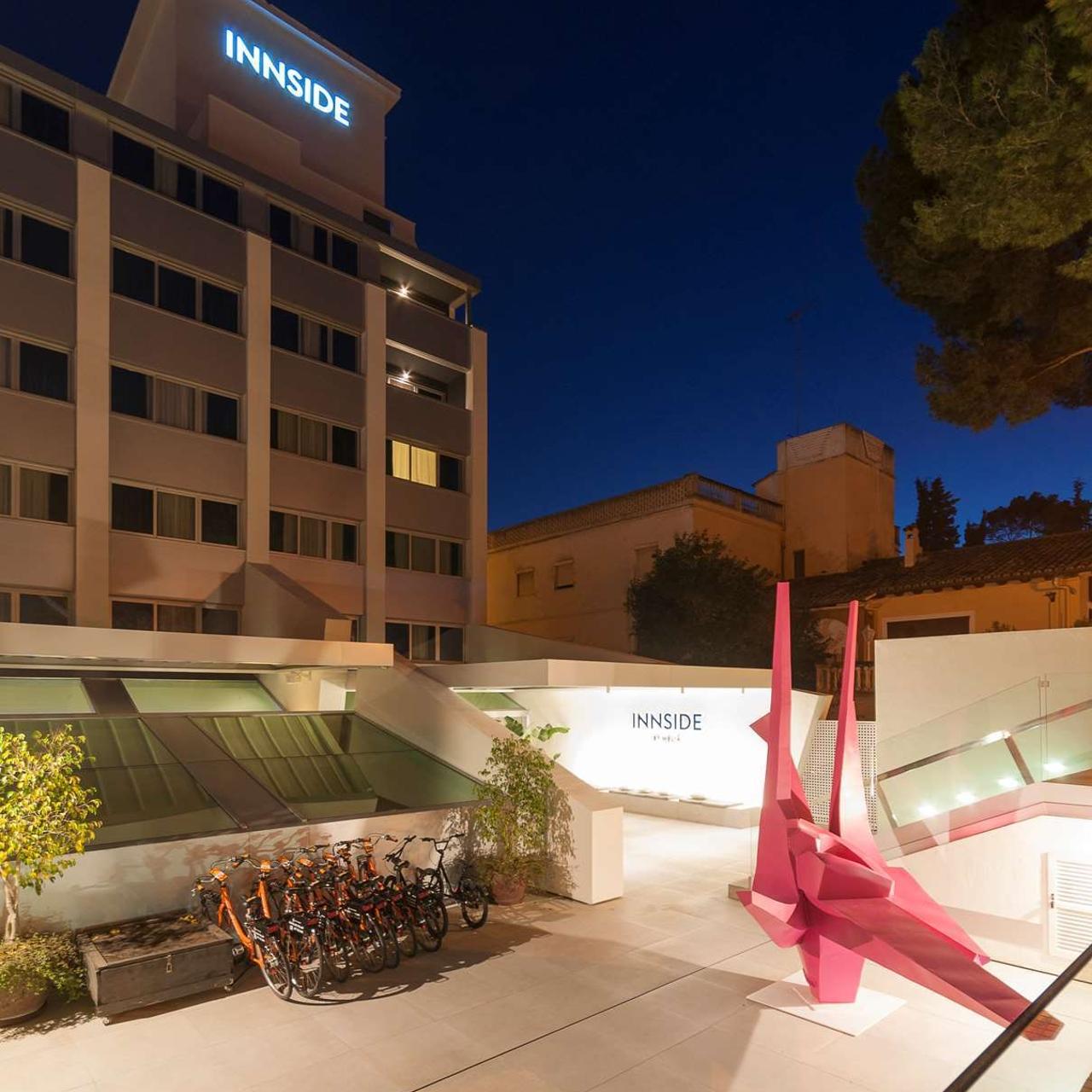 Innside Palma Bosque Palma De Mallorca At Hrs With Free Services