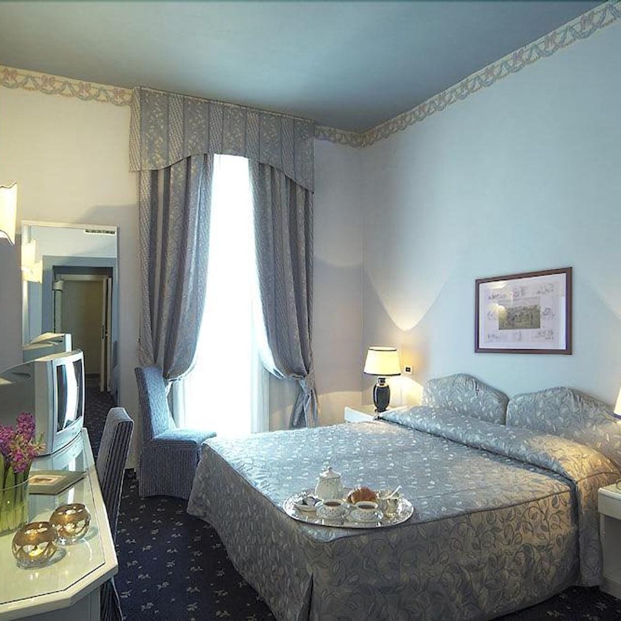 Hotel Adua Regina Di Saba 4 Hrs Star Hotel In Montecatini Terme Tuscany