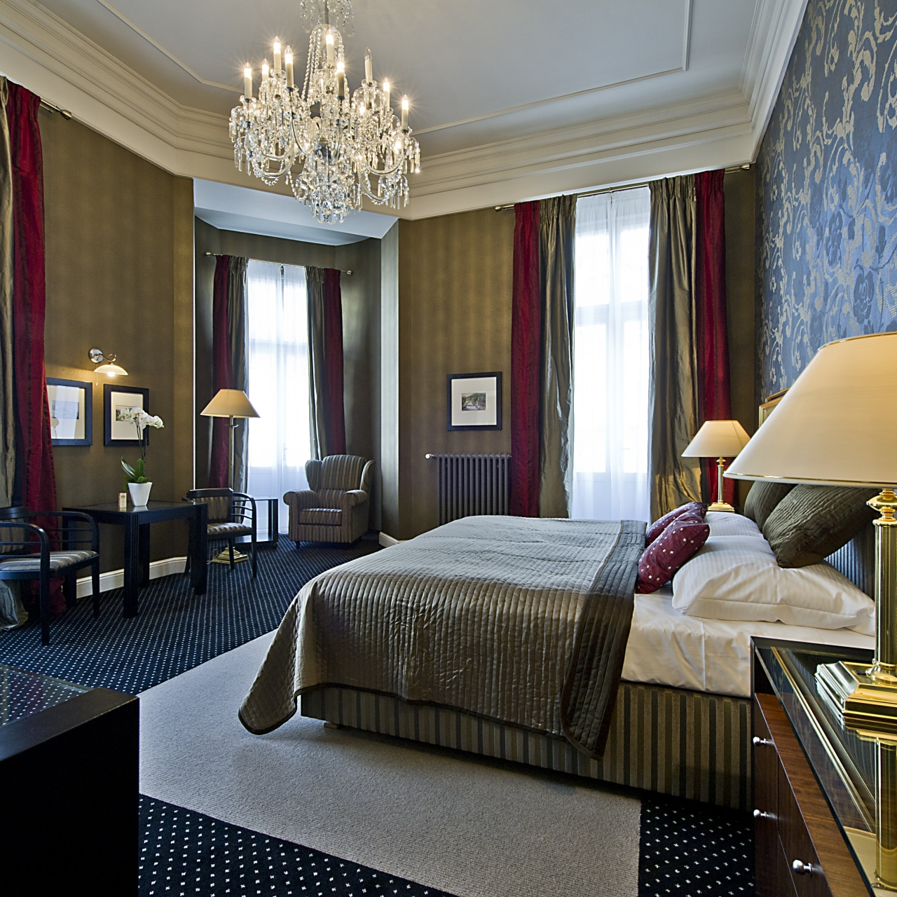 Grandhotel Pupp Czech Republic At Hrs With Free Services