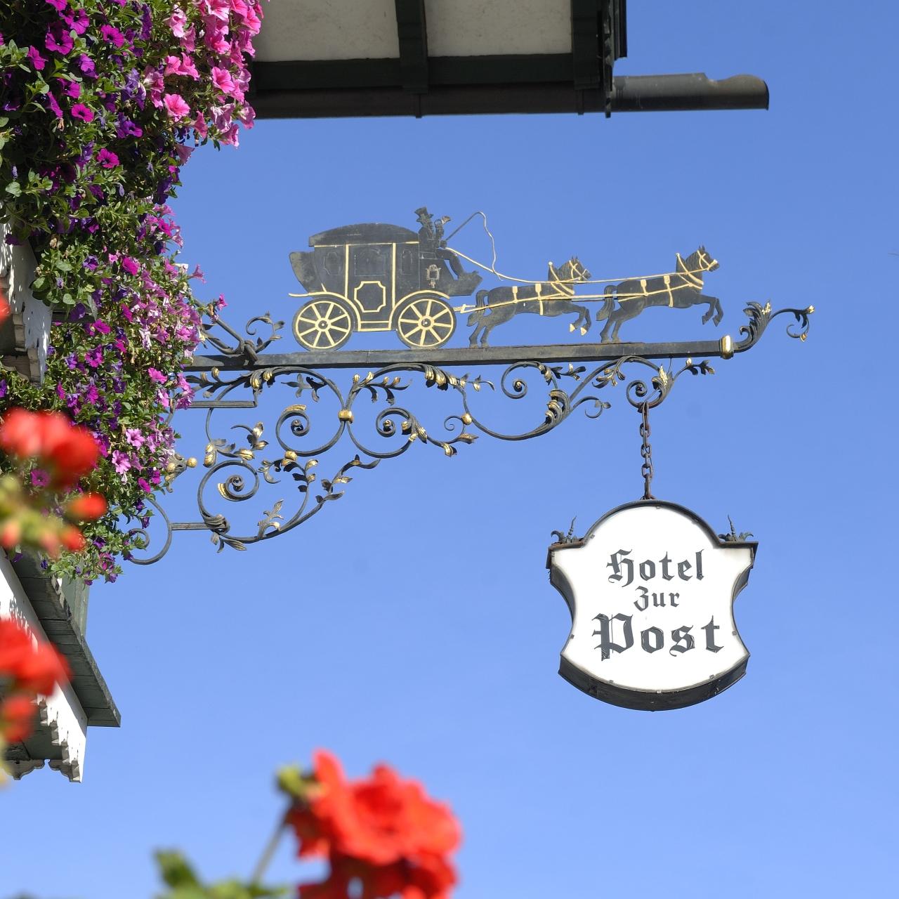 Hotel Zur Post Gasthof 3 Hrs Star Hotel In Bad Wiessee Bavaria