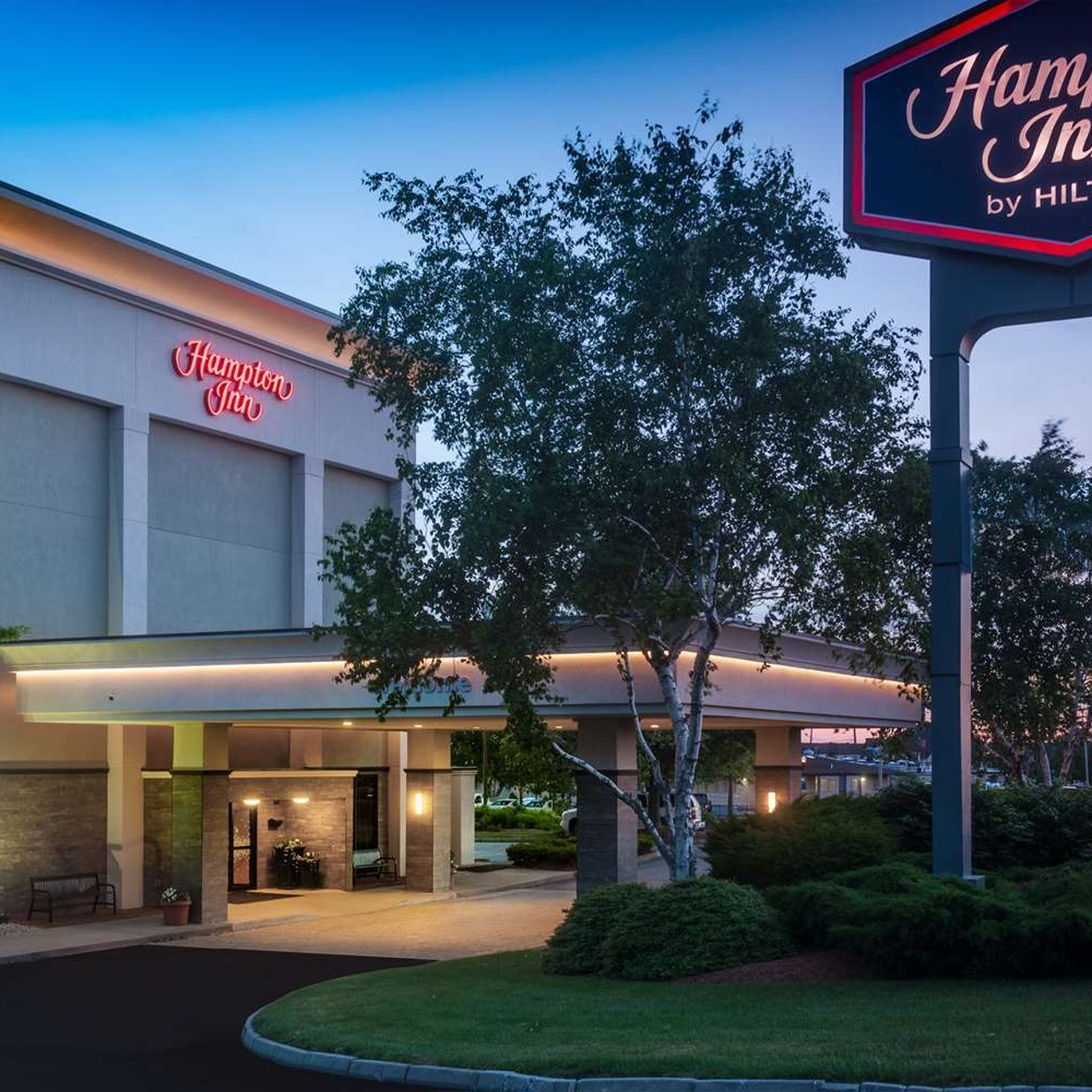 Hampton Inn Fall River-Westport - 7 HRS star hotel in Fall River