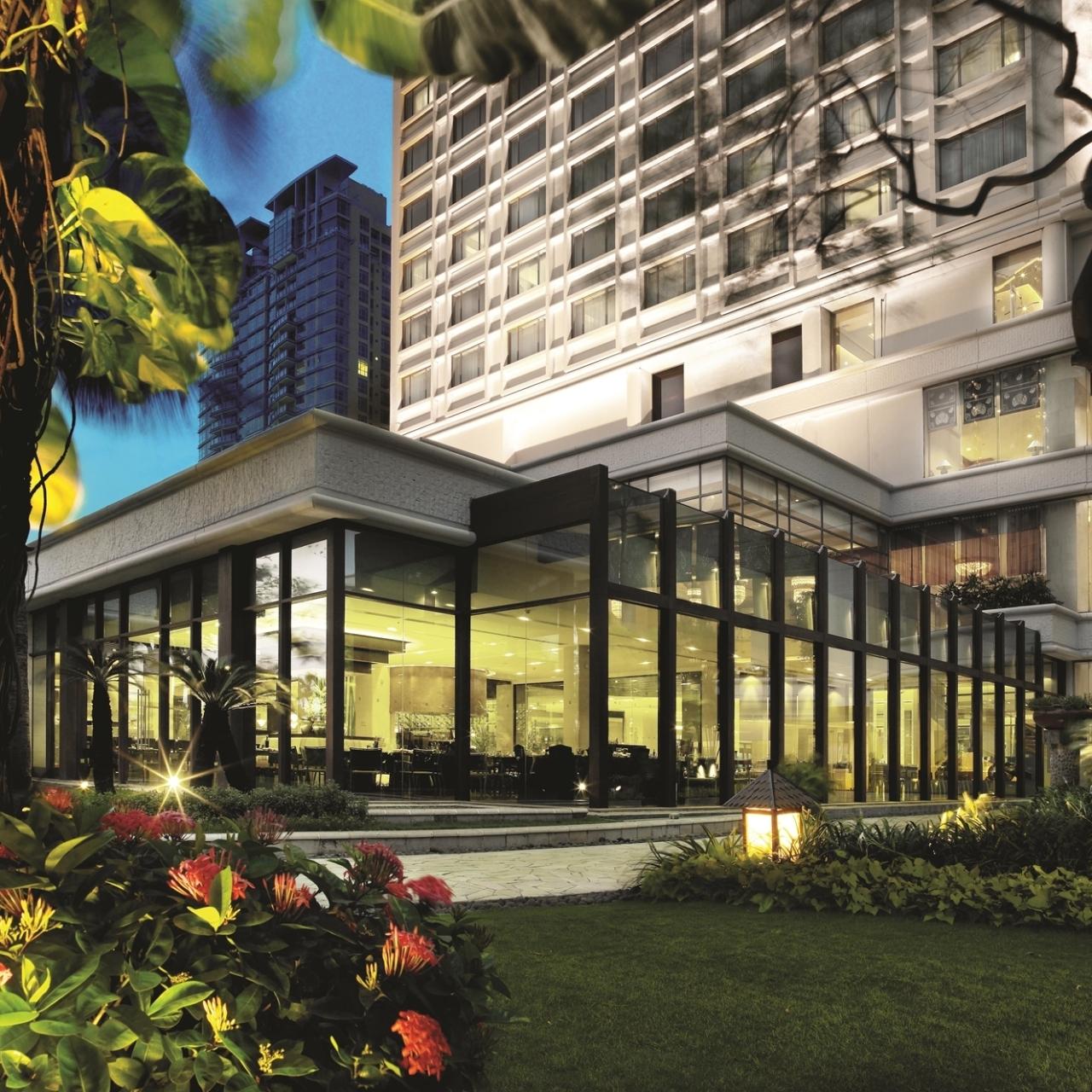 Shangri La Hotel Jakarta 5 Hrs Star Hotel In Jakarta