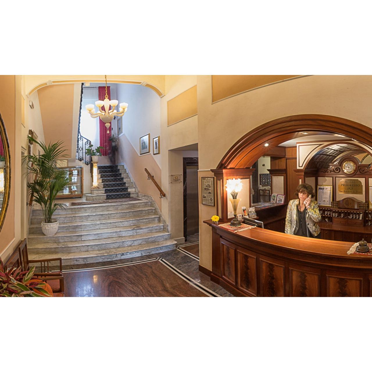 Hotel Progresso 4 Hrs Star Hotel In San Benedetto Del Tronto Marche