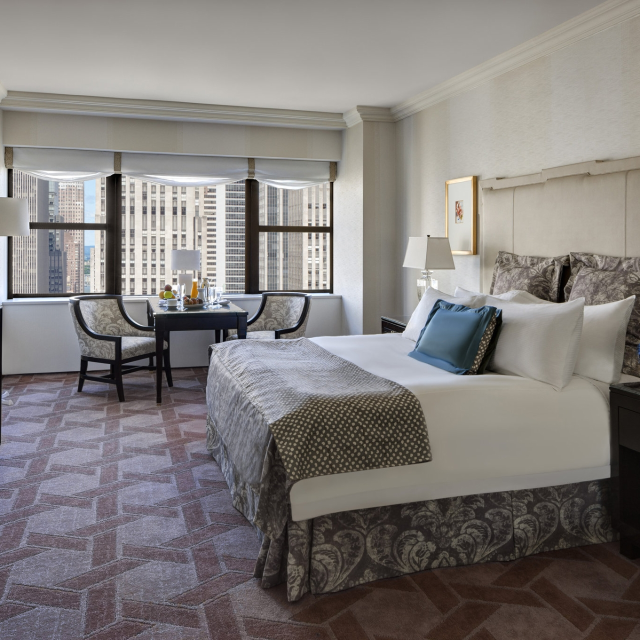 Hotel Lotte New York Palace New York New York At Hrs With Free Services