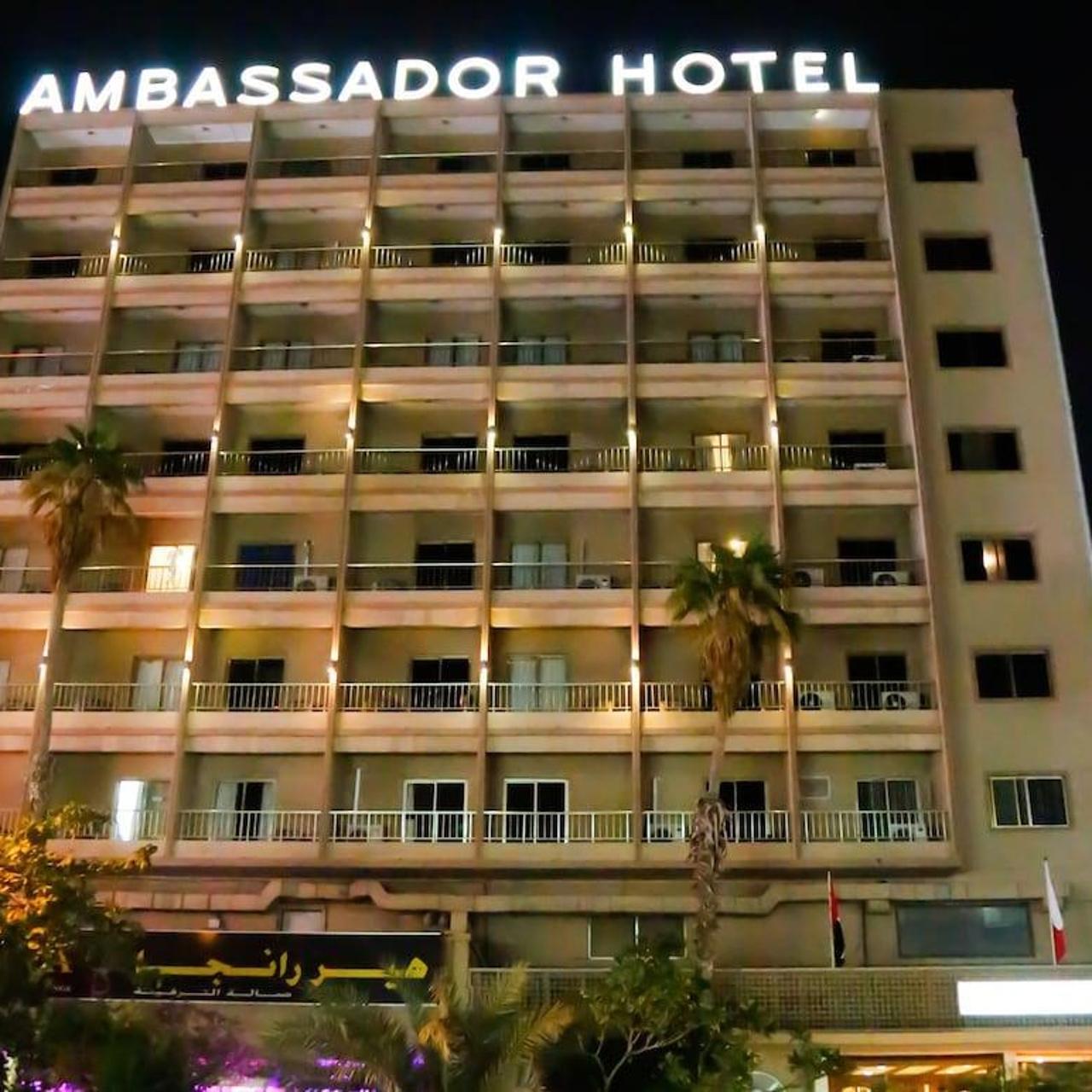 Амбассадор дубай дорогая недвижимость в европе