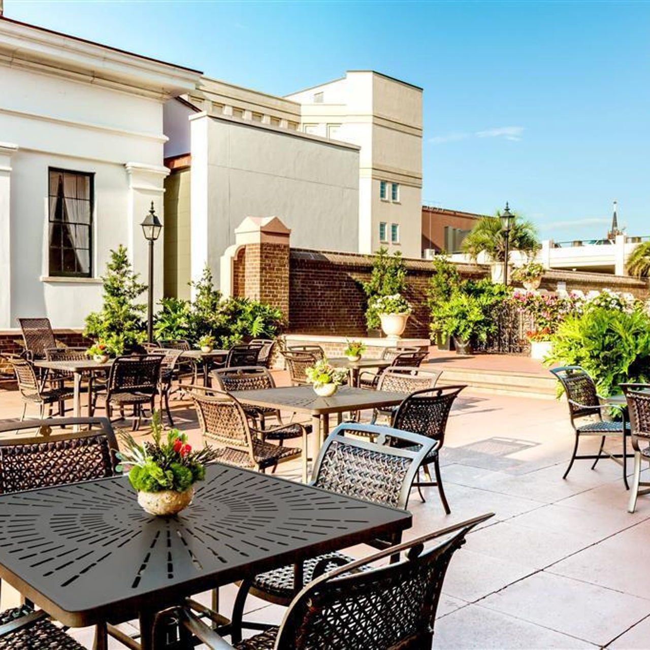 The Mills House Wyndham Grand Hotel United States Of America At Hrs With Free Services