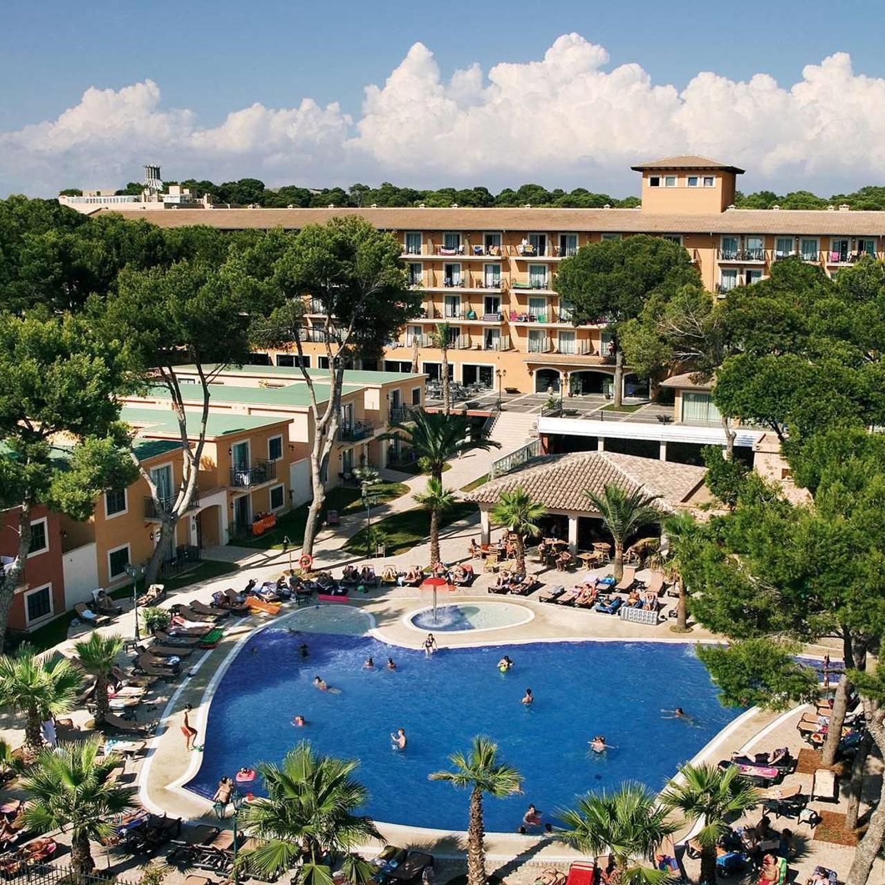 Hotel Occidental Playa De Palma Palma De Mallorca Balearic Islands At Hrs With Free Services