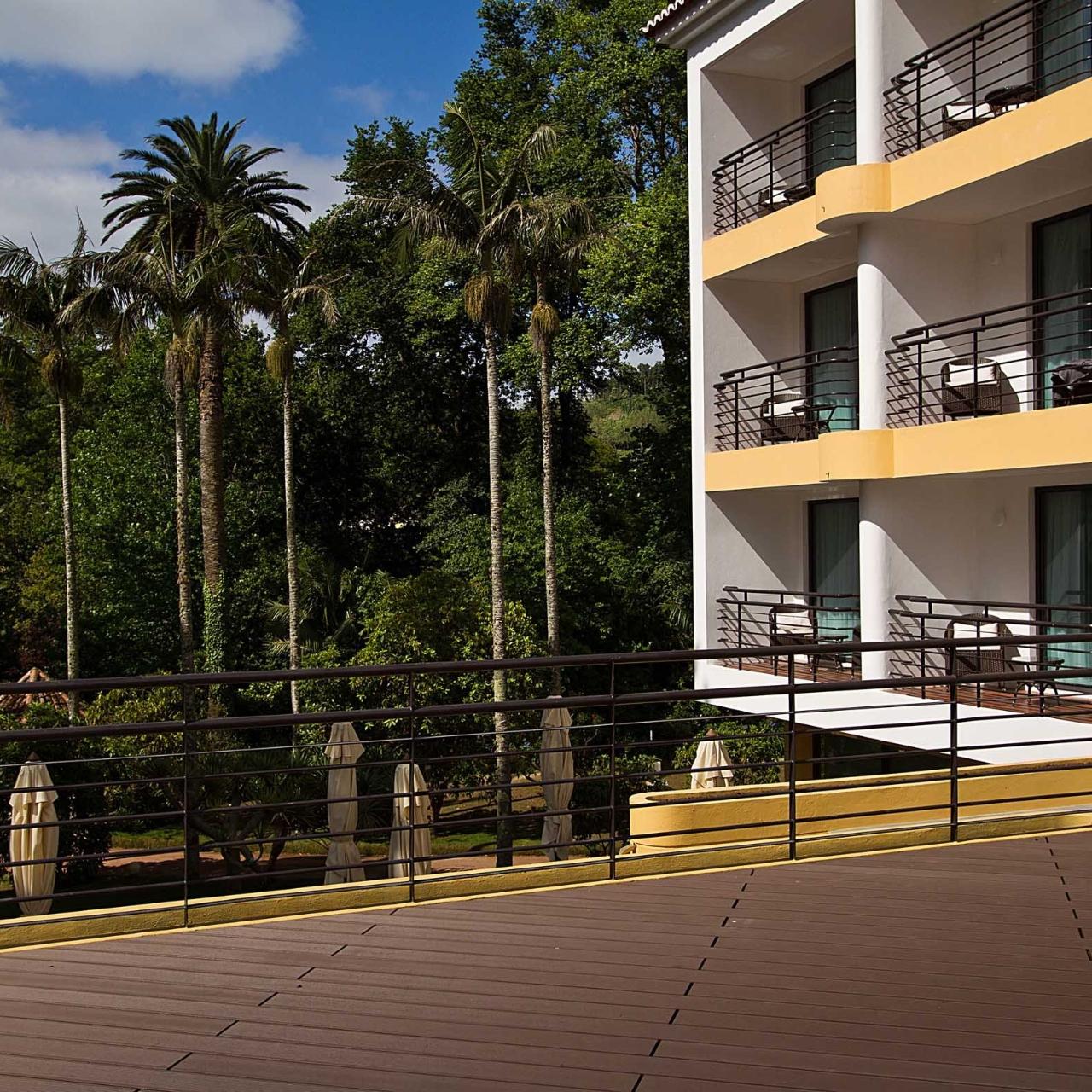 Hotel Terra Nostra Garden 4 Hrs Star Hotel In Furnas Povoacao