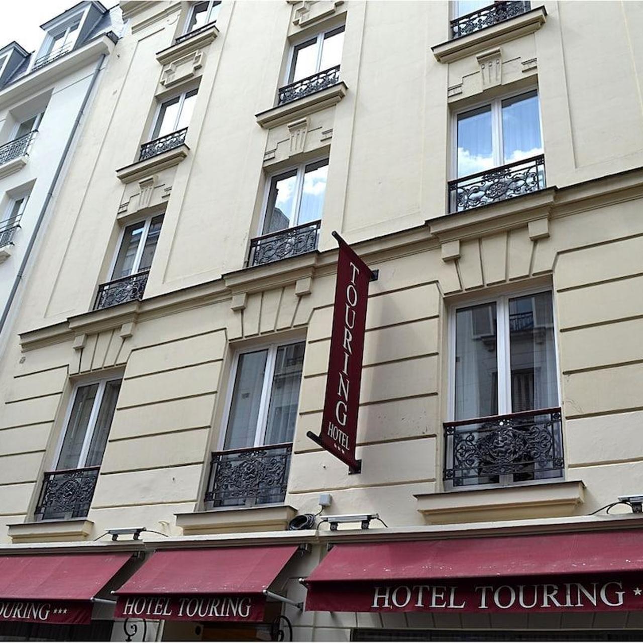 Hotel Villa La Parisienne Parigi hotel touring - 3 hrs star hotel in paris (Île-de-france)