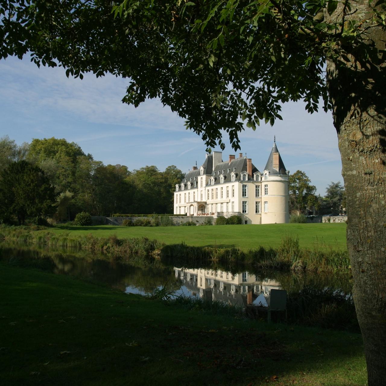 Le Chateau Golf Spa D Augerville Chateaux Hotels Collection