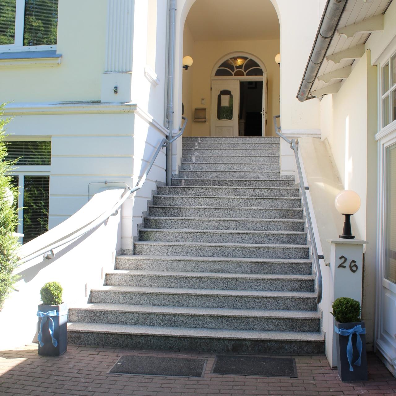 Hotel Akzent Strandresidenz Villa Verdi Meclemburgo Pomerania Anteriore Presso Hrs Con Servizi Gratuiti
