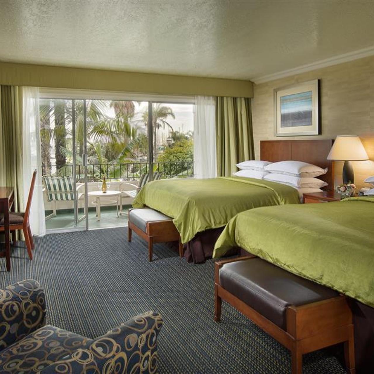 West Beach Inn A Coast Hotel In Santa