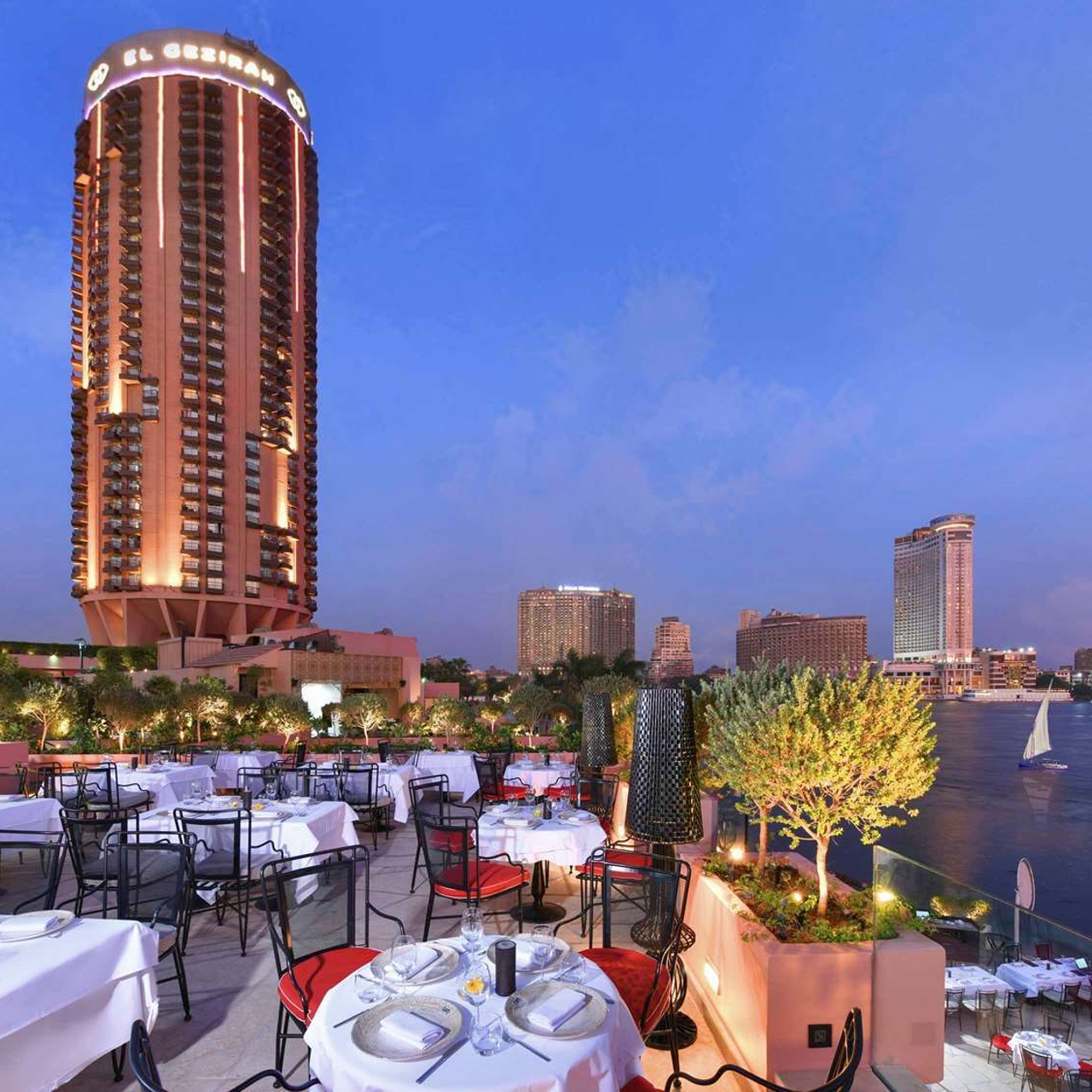Luxurious 5 Star Hotels In Cairo Egypt