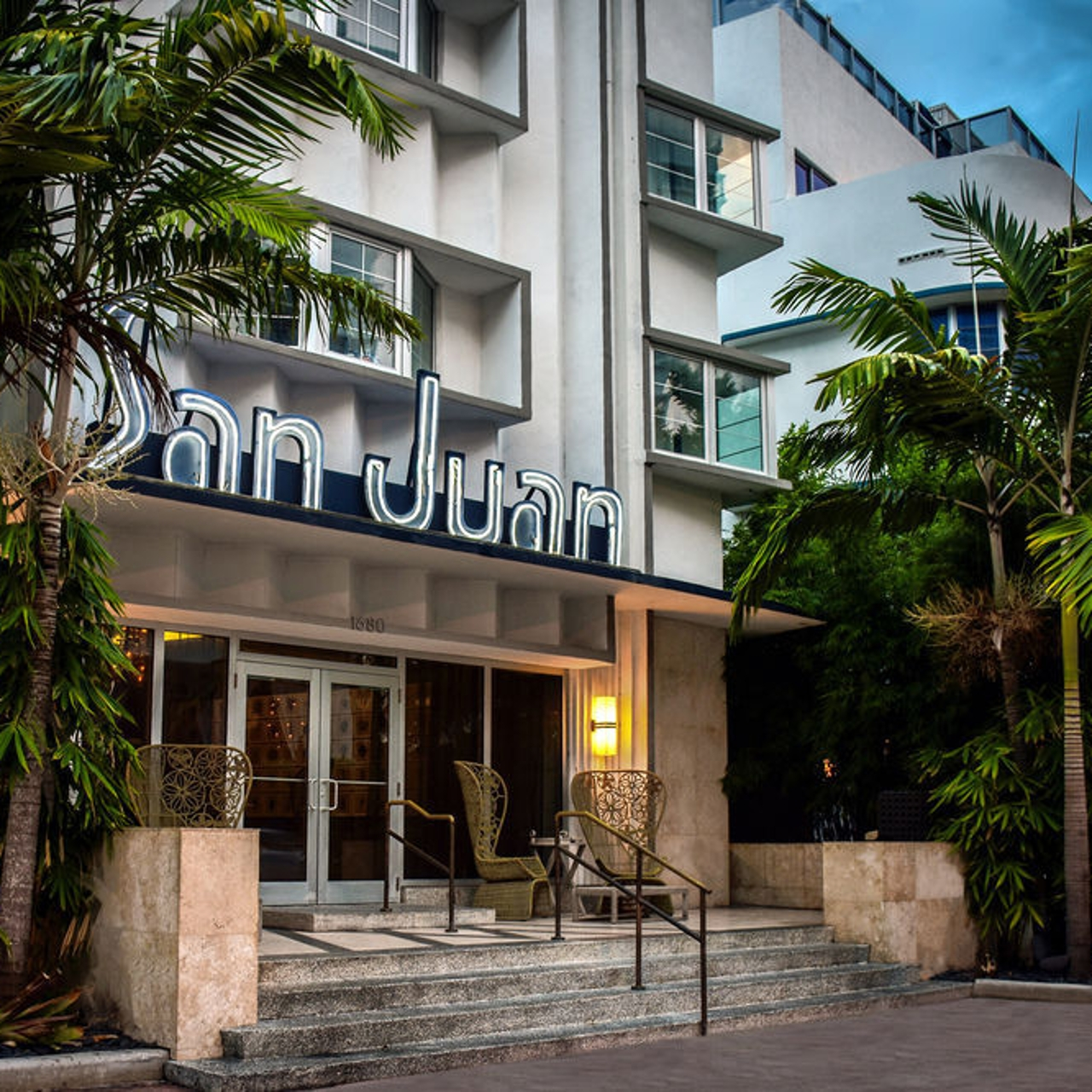 Hrs Star Hotel In Miami Beach Florida