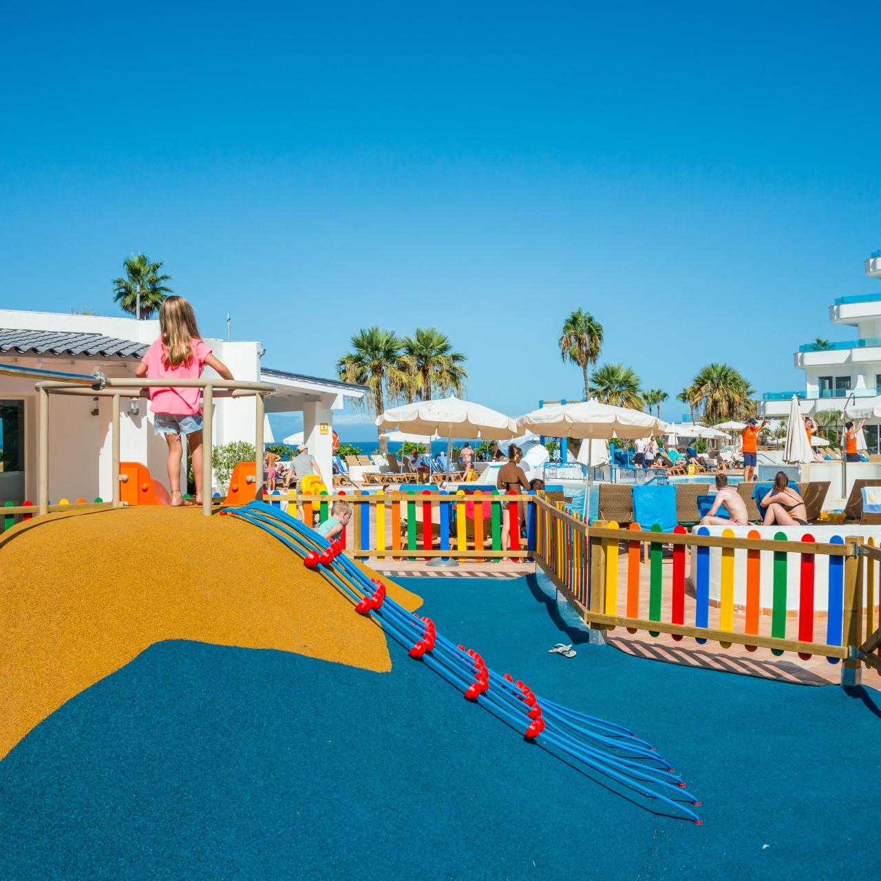 Hovima La Pinta Beachfront Family Hotel 4 Hrs Star Hotel In Tenerife Kanaren