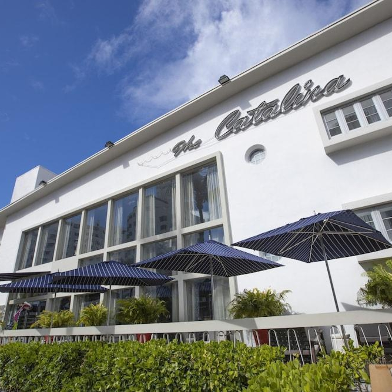 A South Beach Group Hotel Catalina Hotel Beach Club Miami Beach Florida At Hrs With Free Services