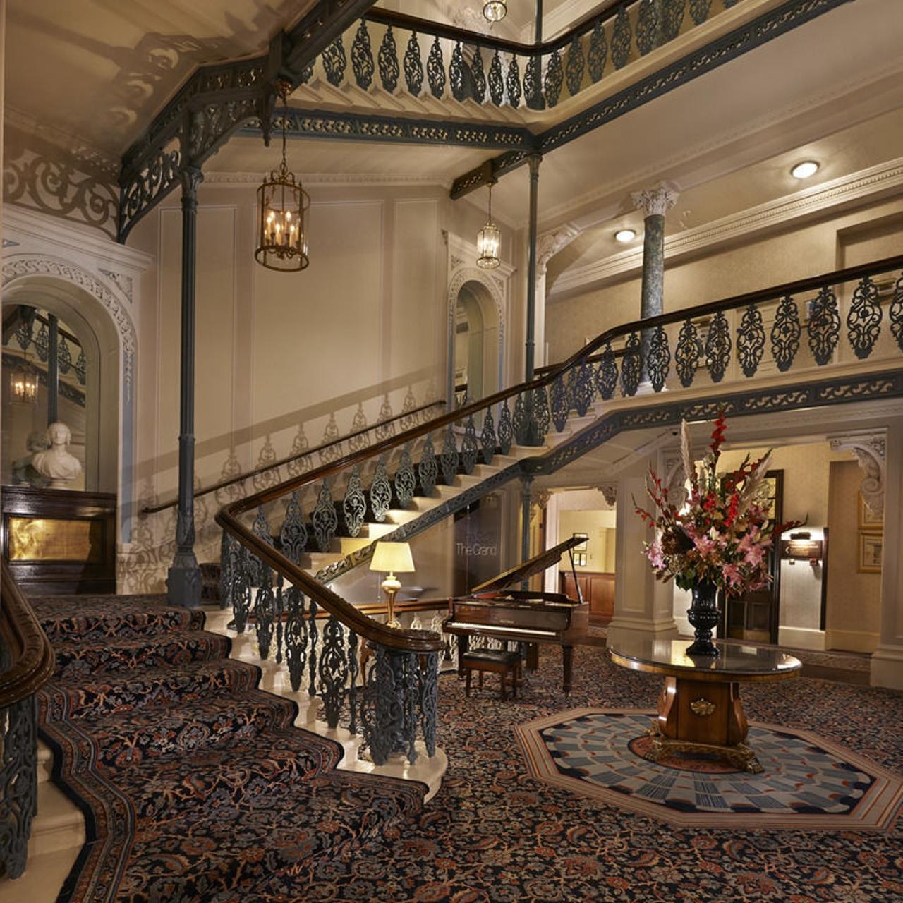 Hotel The Grand Brighton Brighton And Hove Brighton England Bei Hrs Mit Gratis Leistungen