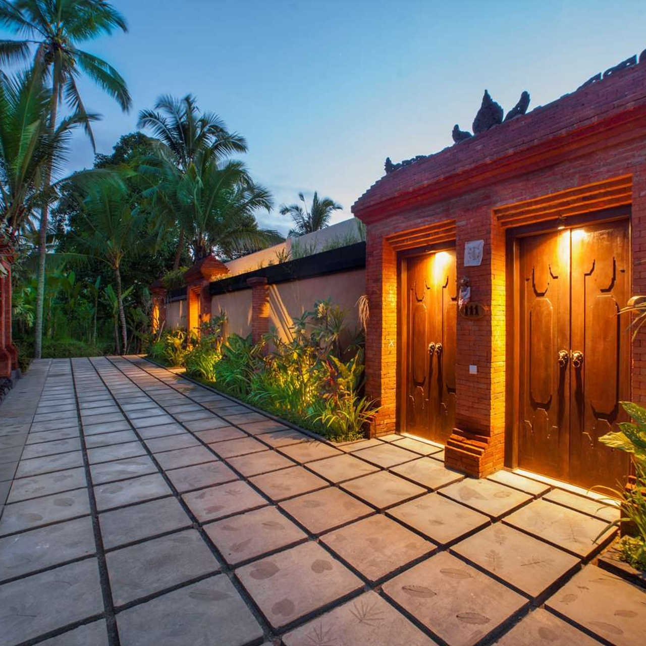 Hotel Nandini Jungle Resort Spa Bali 4 Hrs Star Hotel In Ubud Bali