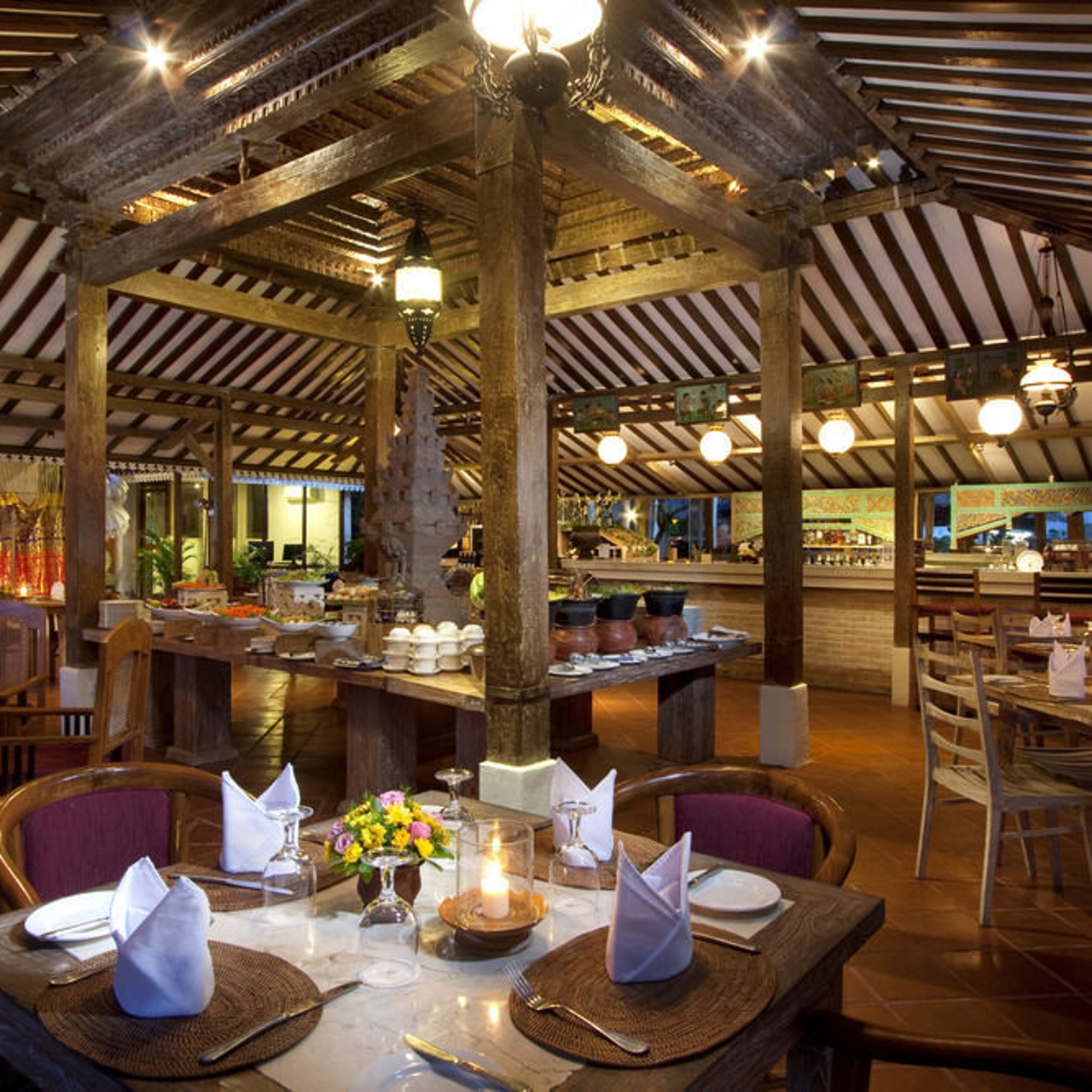 Hotel Keraton Jimbaran Beach Resort 3 Hrs Star Hotel In Bekasi