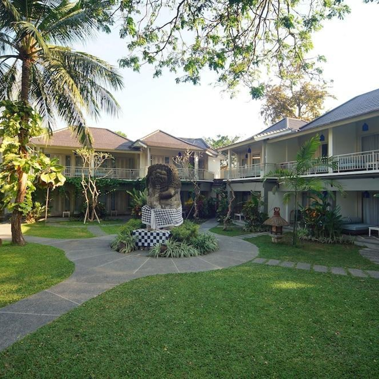 Segara Village Hotel 4 Hrs Star Hotel In Denpasar Bali
