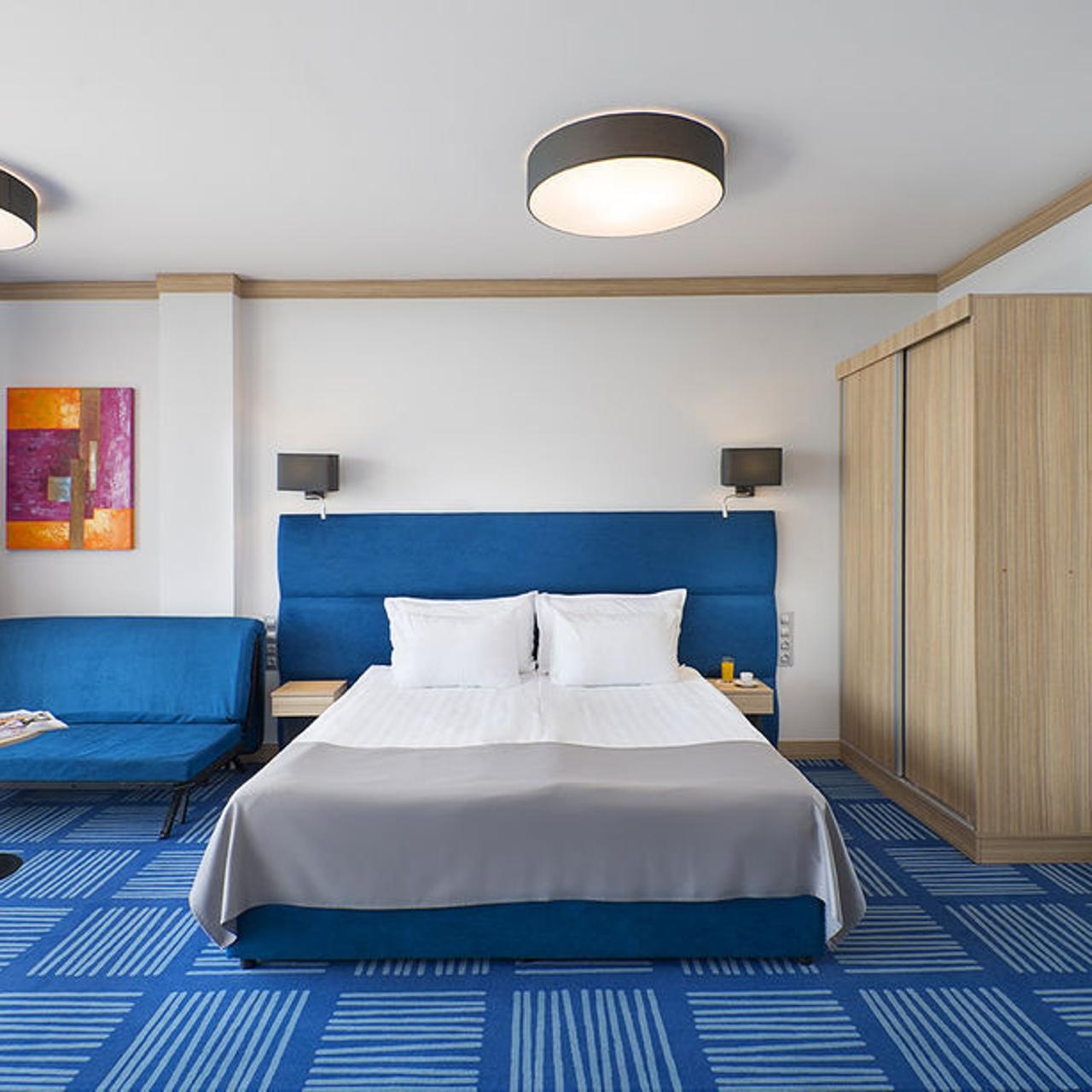 Hvd Viva Club Hotel All Inclusive 4 Hrs Star Hotel In Varna