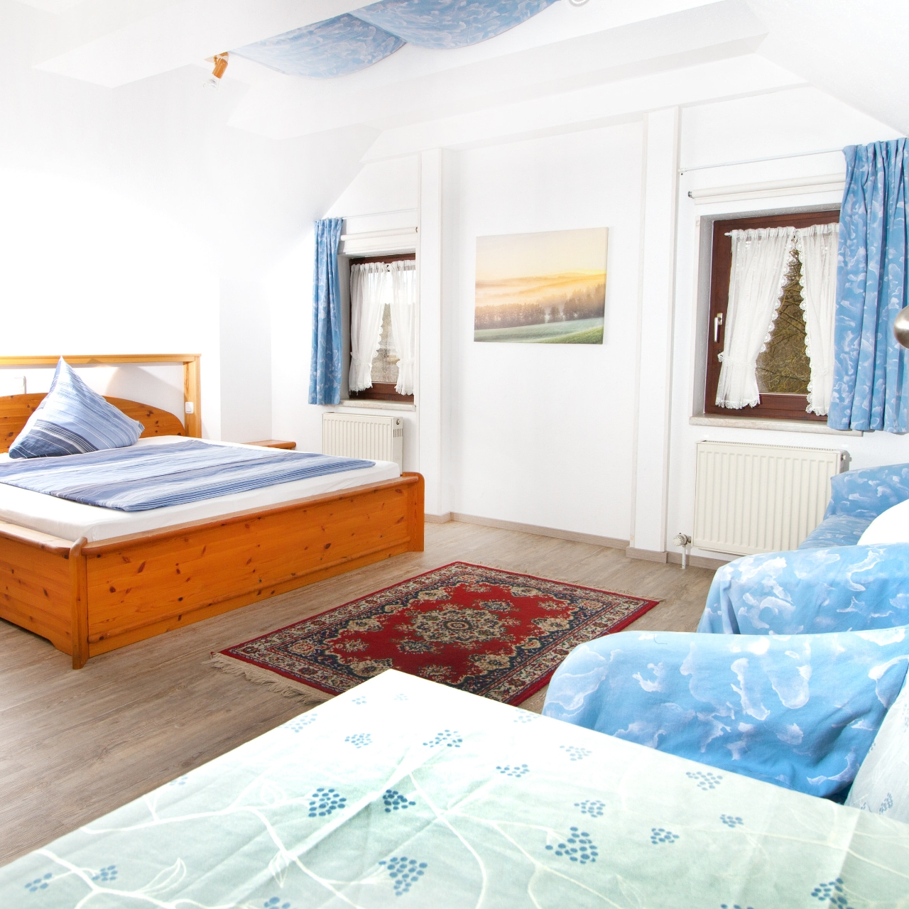 Hallermuhle Pension Seybothenreuth At Hrs With Free Services