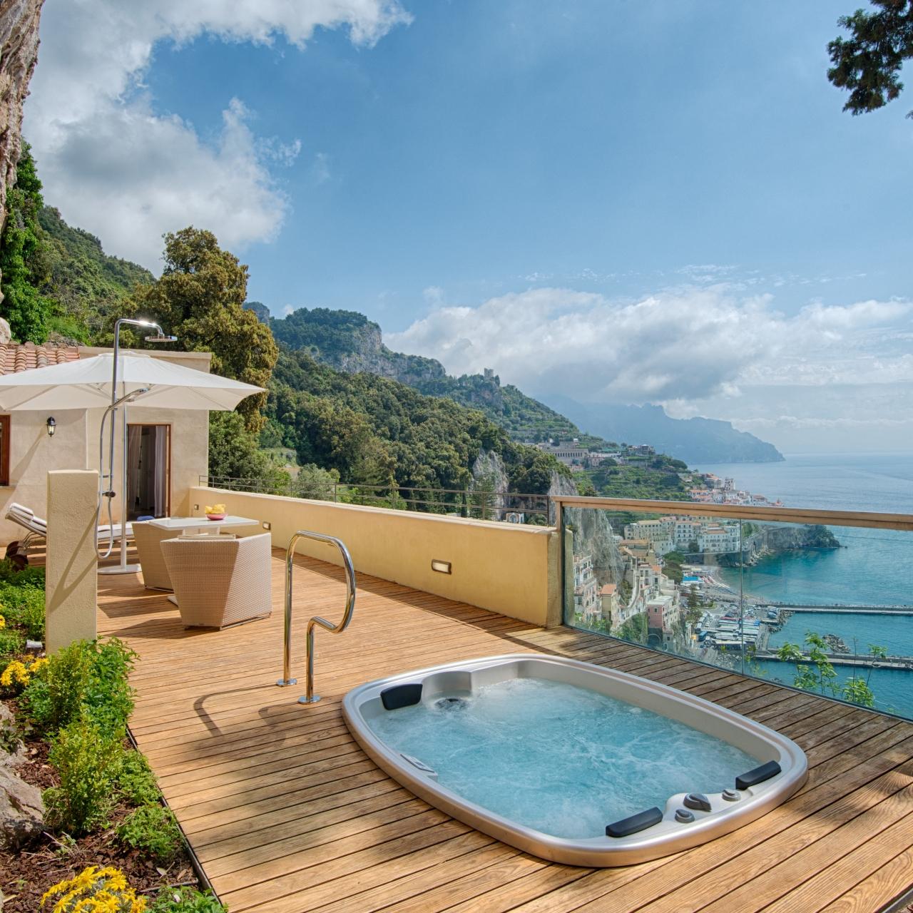 Nh Collection Grand Hotel Convento Di Amalfi Italien Bei Hrs Mit Gratis Leistungen