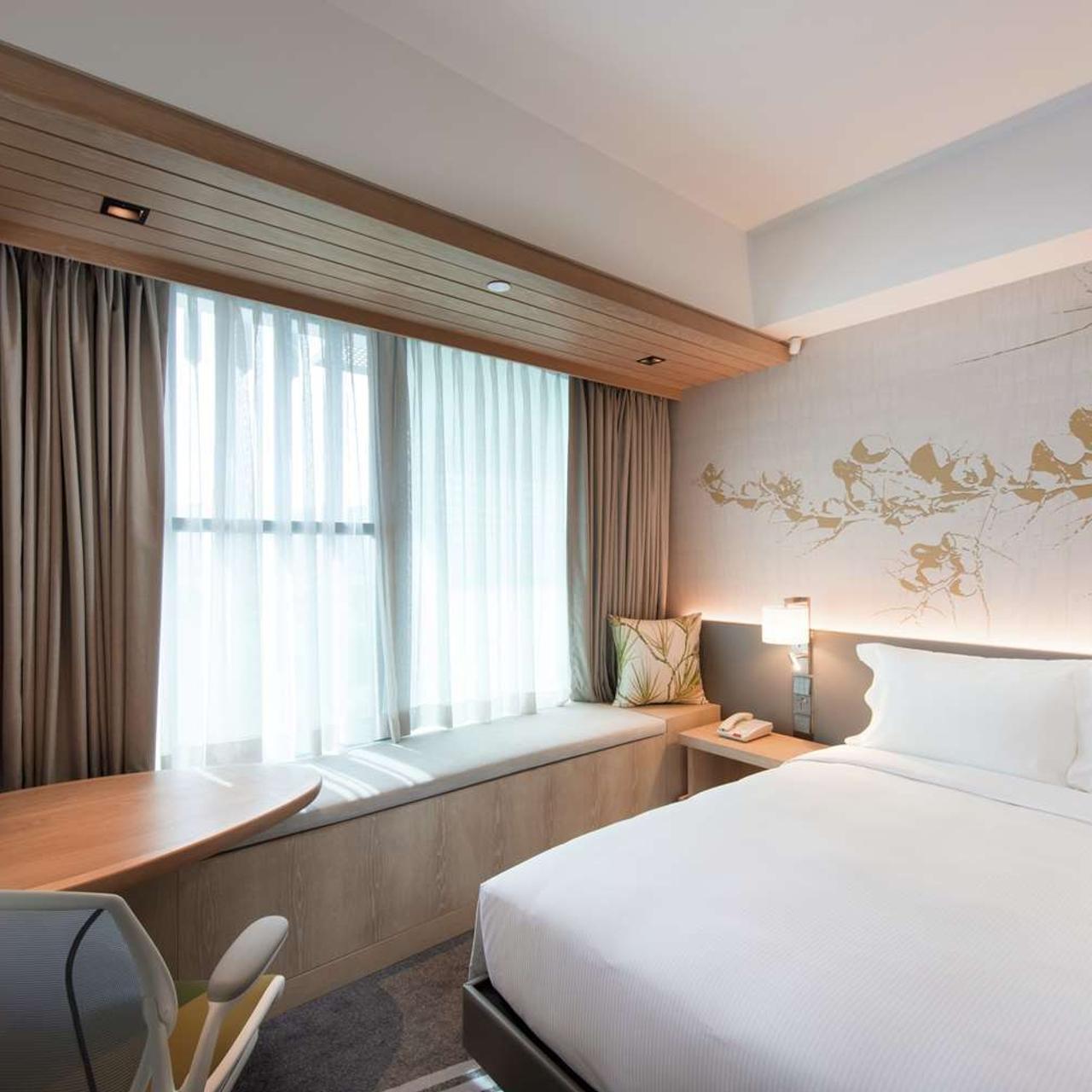 Hilton Garden Inn Singapore Serangoon 3 Hrs Star Hotel In Singapore