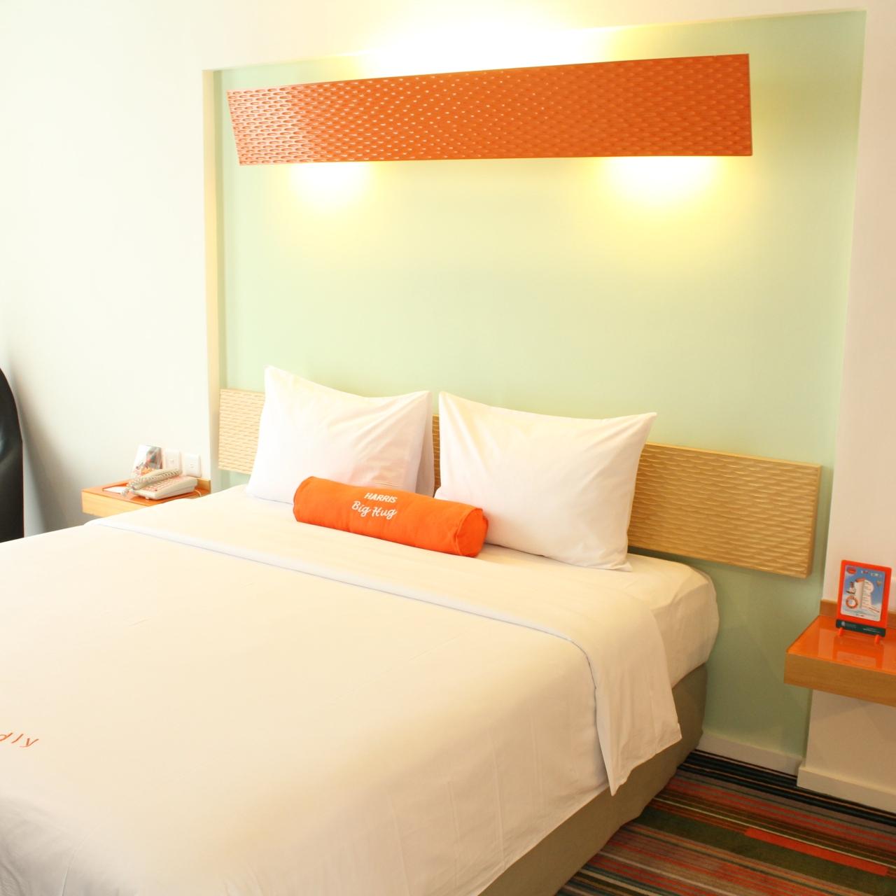 Hotel Harris Suites Fx Sudirman 3 Hrs Star Hotel In Jakarta