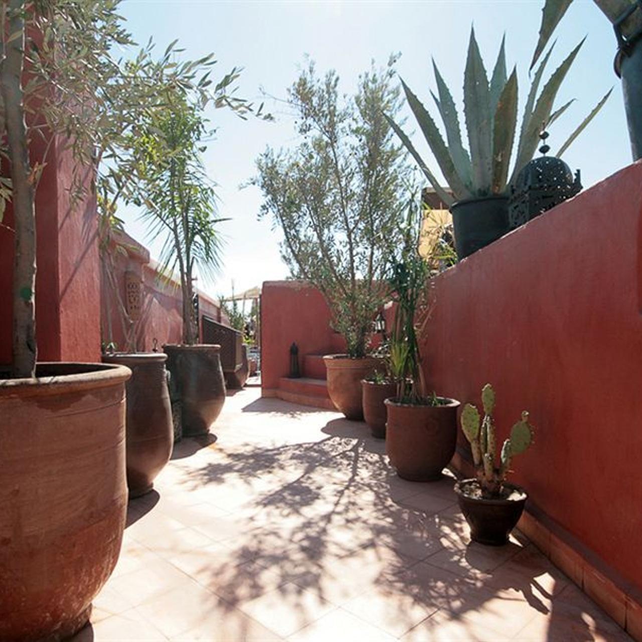 Hotel Spa Riad Dar El Aila 4 Hrs Star Hotel In Marrakech