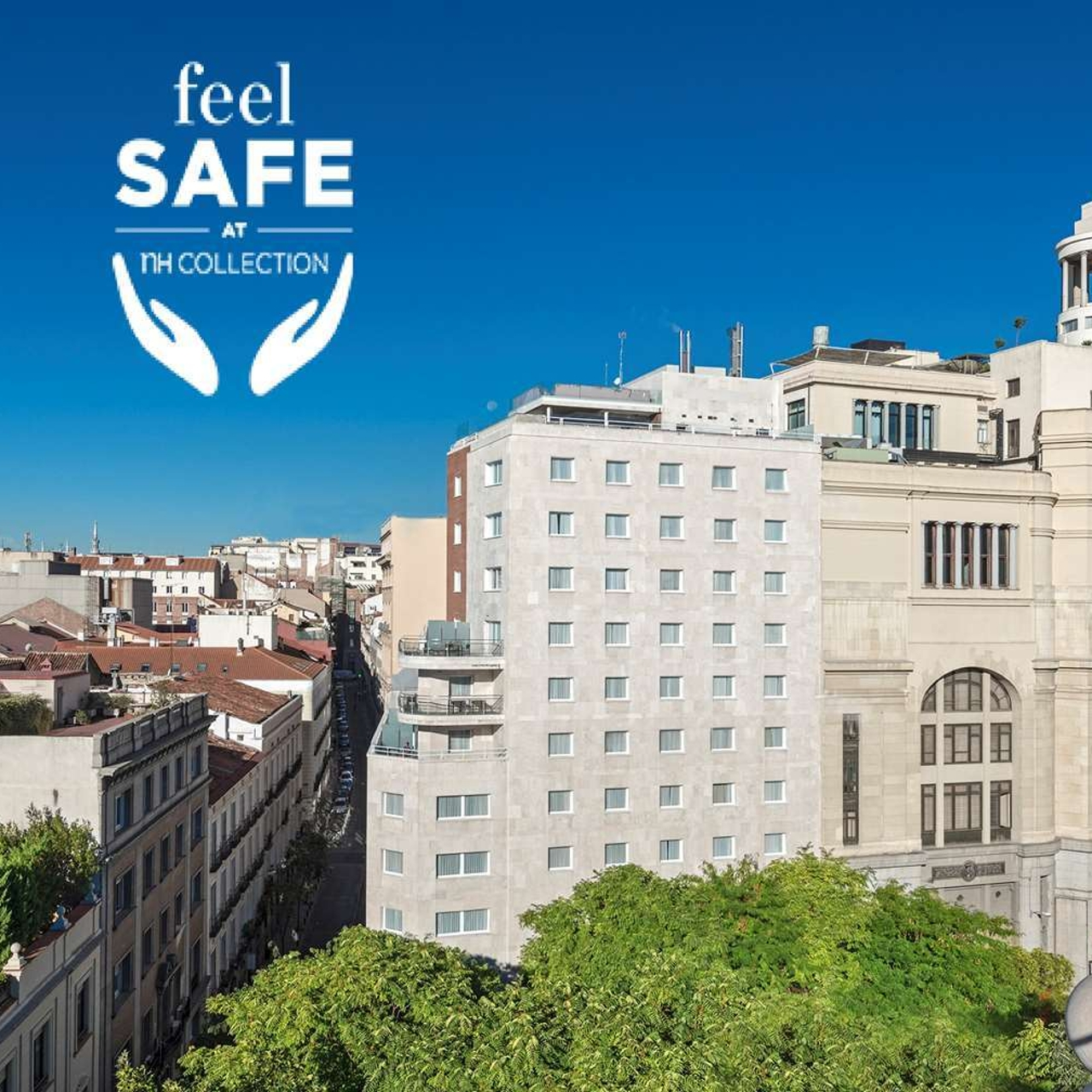 Hotel Nh Collection Madrid Suecia Madrid Madrid At Hrs With Free Services