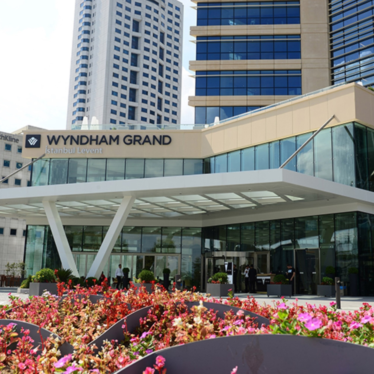 Hotel Wyndham Grand Istanbul Levent Turkey At Hrs With Free Services