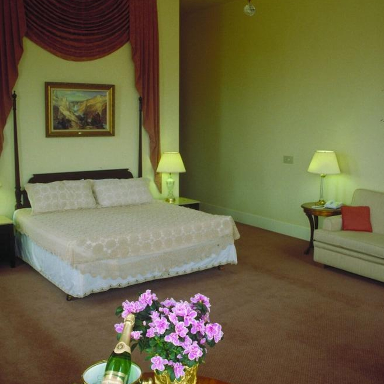 Geiser Grand Hotel United States Of America At Hrs With Free Services