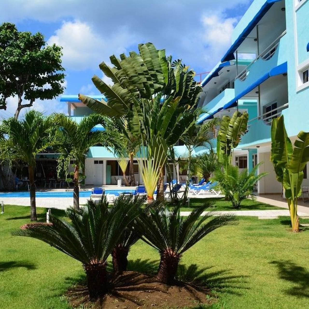 New Garden Hotel 3 Hrs Star Hotel In Sosua Provincia De Puerto Plata
