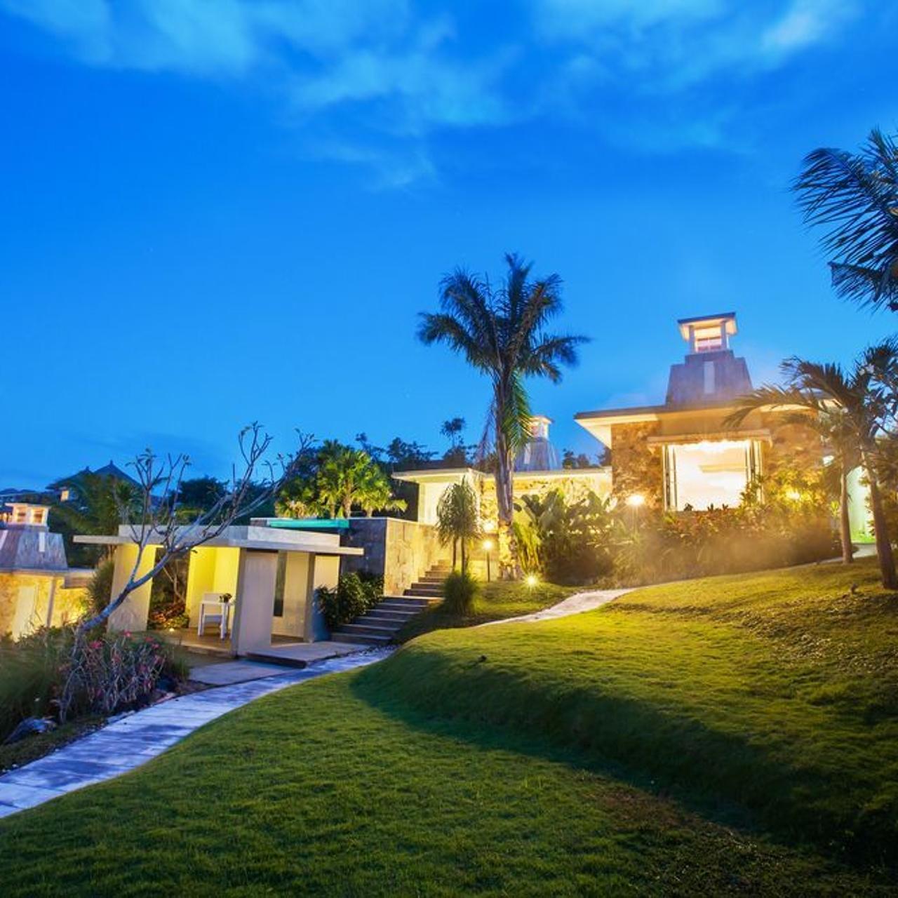 Hotel Noah Villa And Chapel 3 Hrs Star Hotel In Nusa Dua Bali