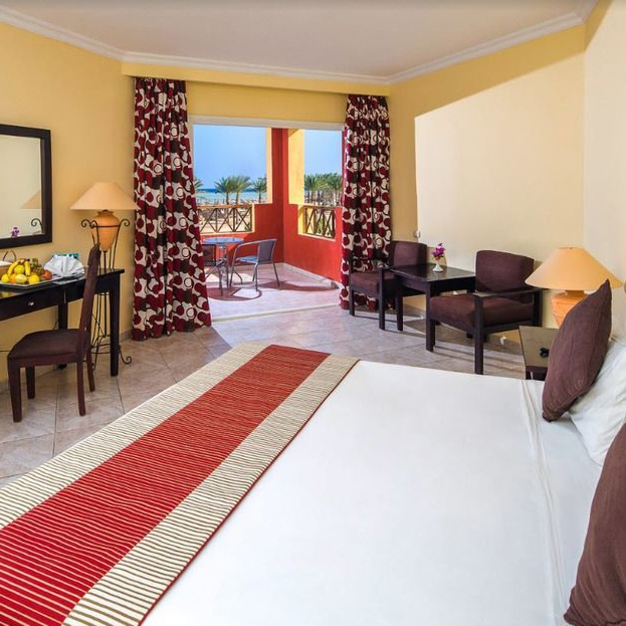 Hotel Royal Tulip Beach Resort All Inclusive Egypt At Hrs With Free Services