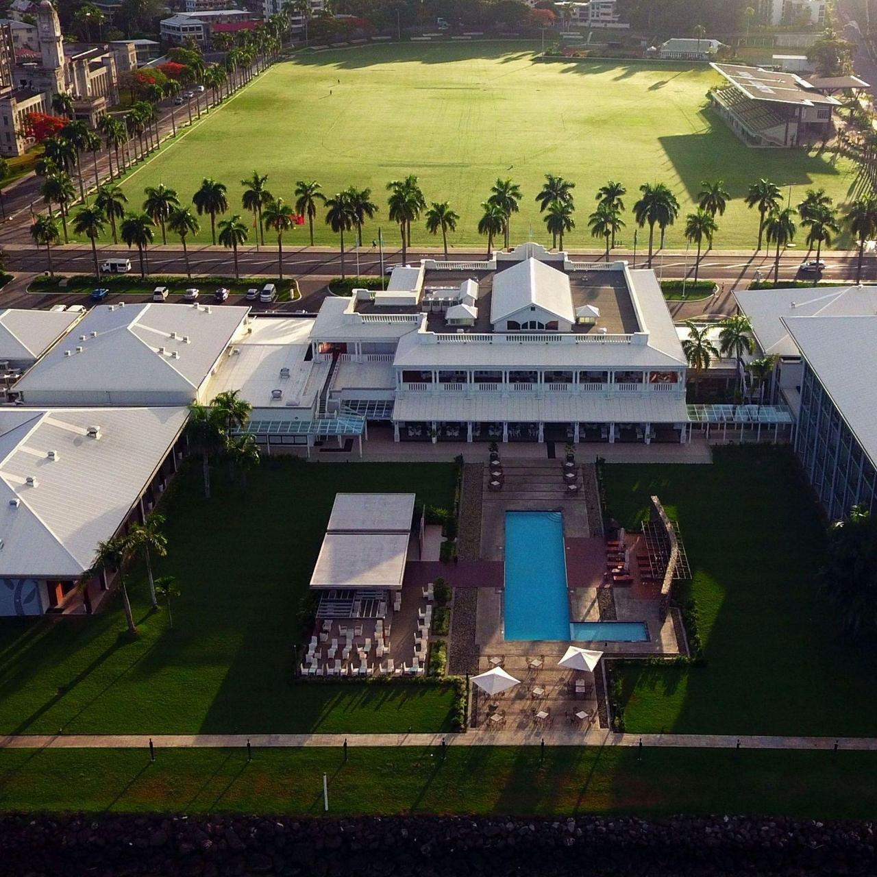Grand Pacific Hotel Fidschi Bei Hrs Mit Gratis Leistungen
