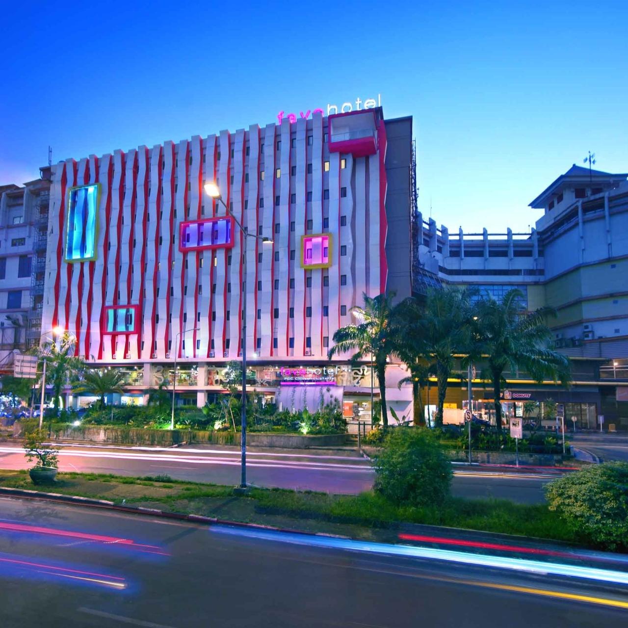 Favehotel Pgc Cililitan In Jakarta Hrs