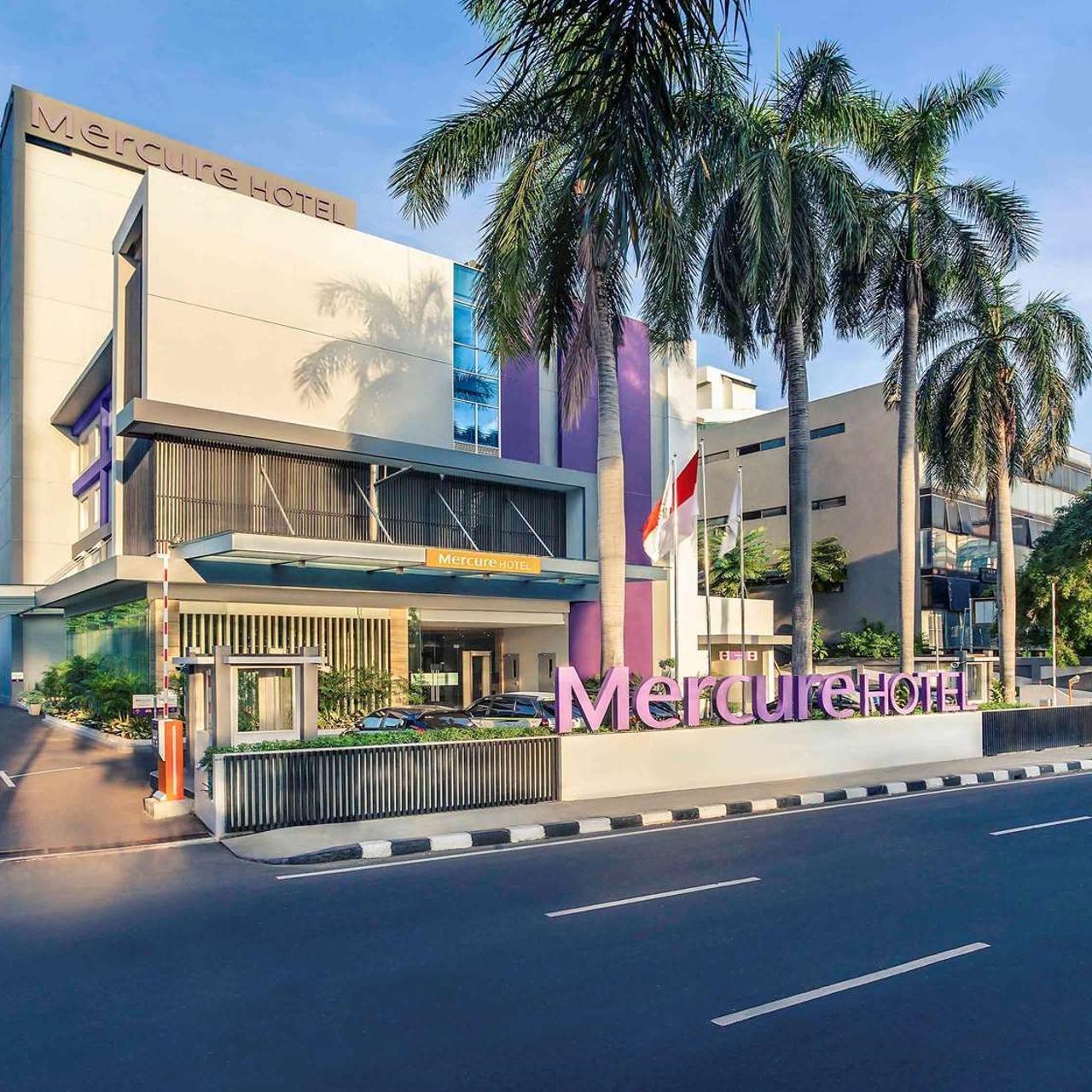 Hotel Mercure Jakarta Cikini 4 Hrs Star Hotel In Jakarta