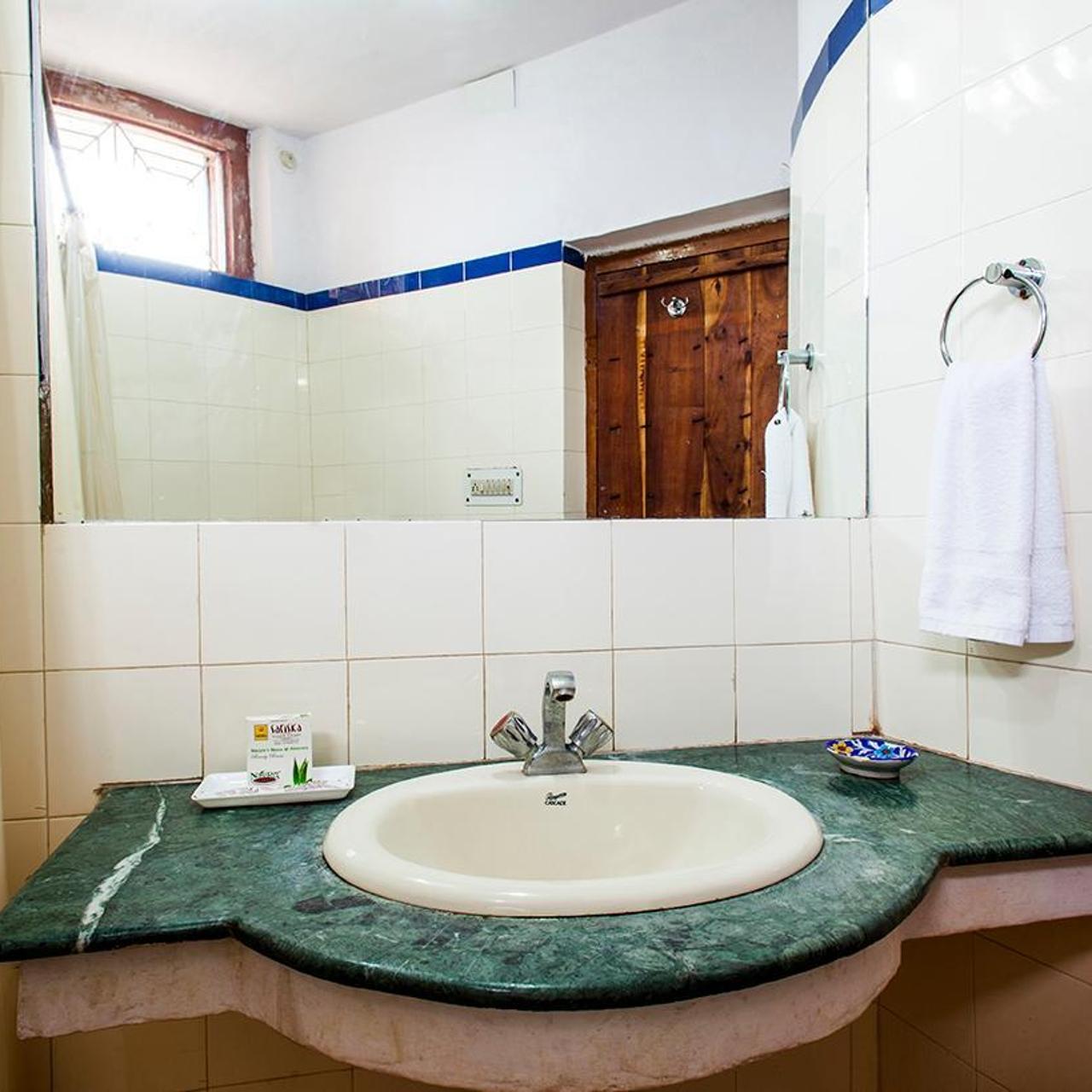 Hotel Sariska Tiger Camp Resort Sariska India Bij Hrs Met Gratis Diensten
