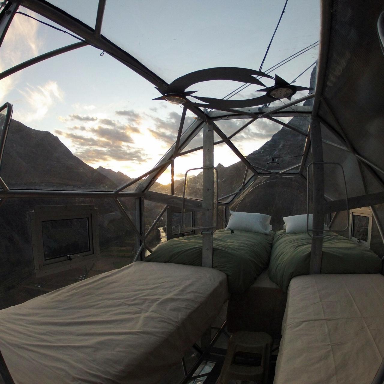 Hotel Skylodge Adventure Suites Peru Bei Hrs Gunstig Buchen