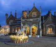 Photo of the hotel Oakley Court