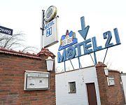 Hamburg: Motel 21