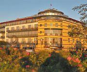 Rostock: Strand-Hotel Hübner